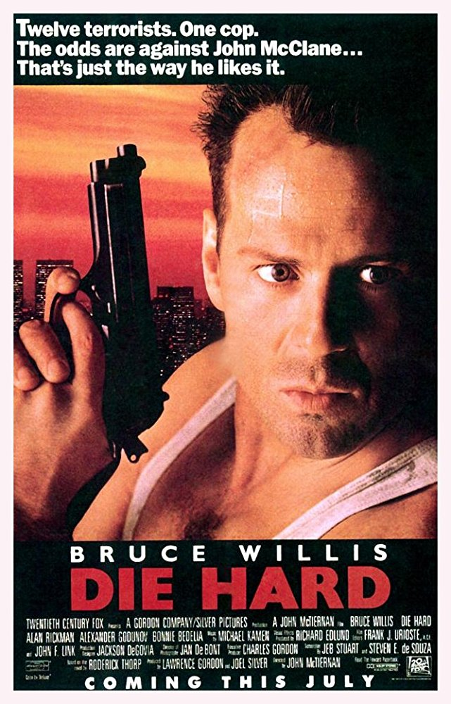 Knives used in the Die Hard movies