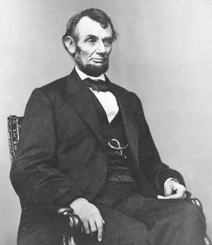 President Abraham Lincoln auction knife