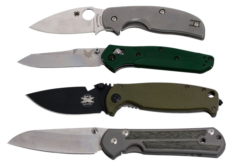 Best everyday carry knives