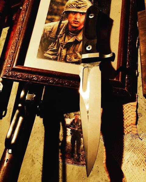 Knives from the Last Blood movie