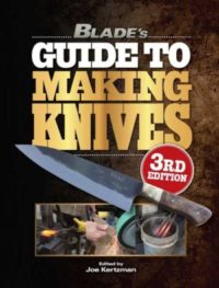How to make a knife guide book