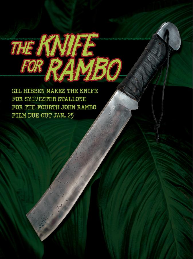 Rambo 4 knife