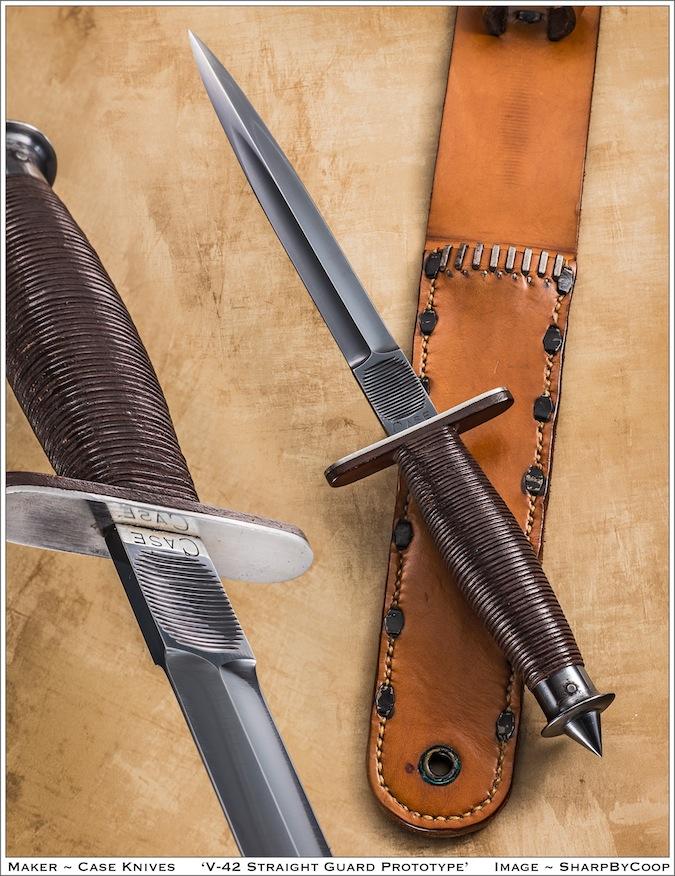 Case V-42 dagger.