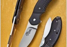 See the best in tactical knives at The Gathering 5. (SharpByCoop.com photo)