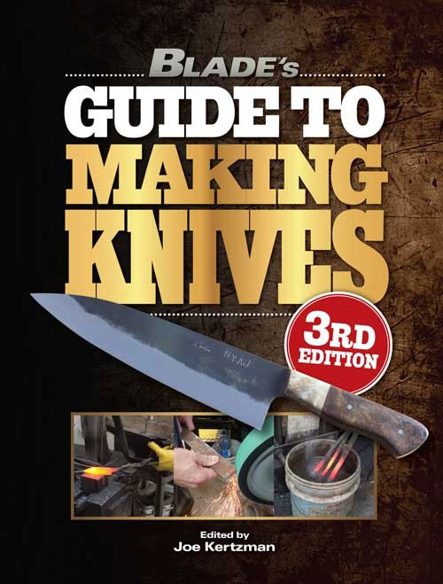 book about making knives