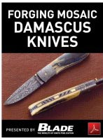 How to make mosiac damascus