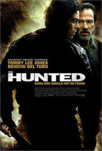 the hunted movie knife